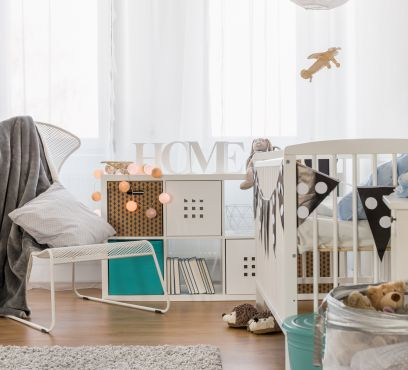 How to Set Up Your Baby's Nursery - a Guide to Newborn Essentials