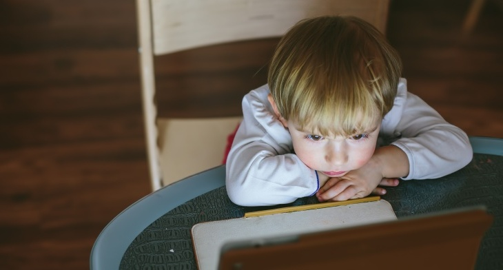 What age should you introduce children to technology?