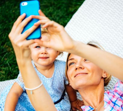 Should you share pictures of your children on social media?