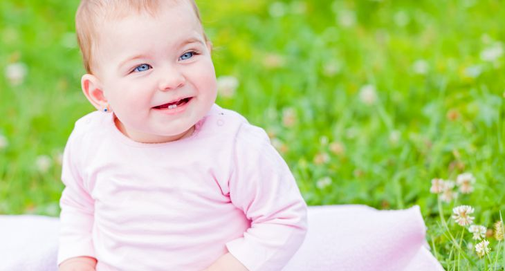 Teething Tips for Babies