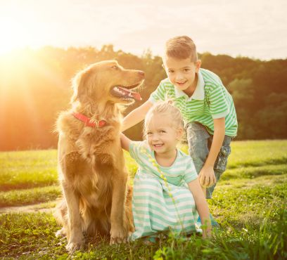 Why Pets are Good for Kids