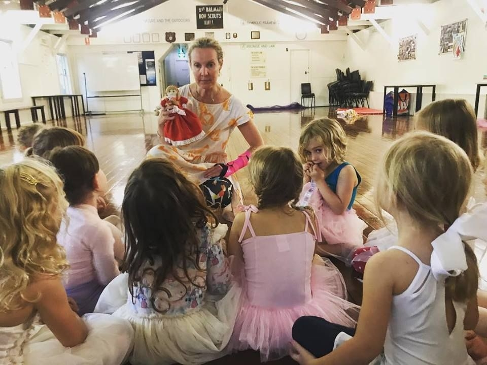 Classes and Lessons | Big Steps Little Feet
