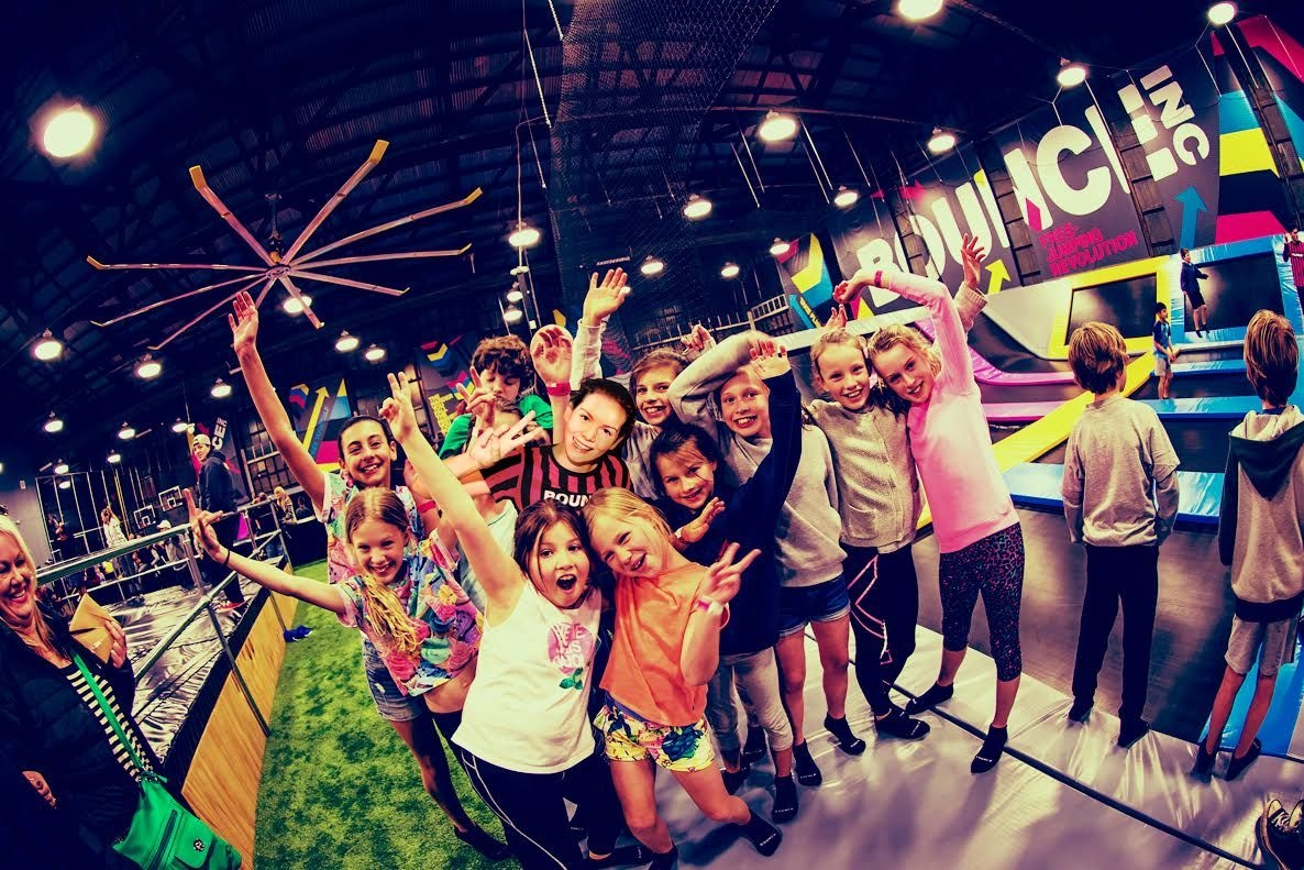 Birthday and Parties | Bounce Inc