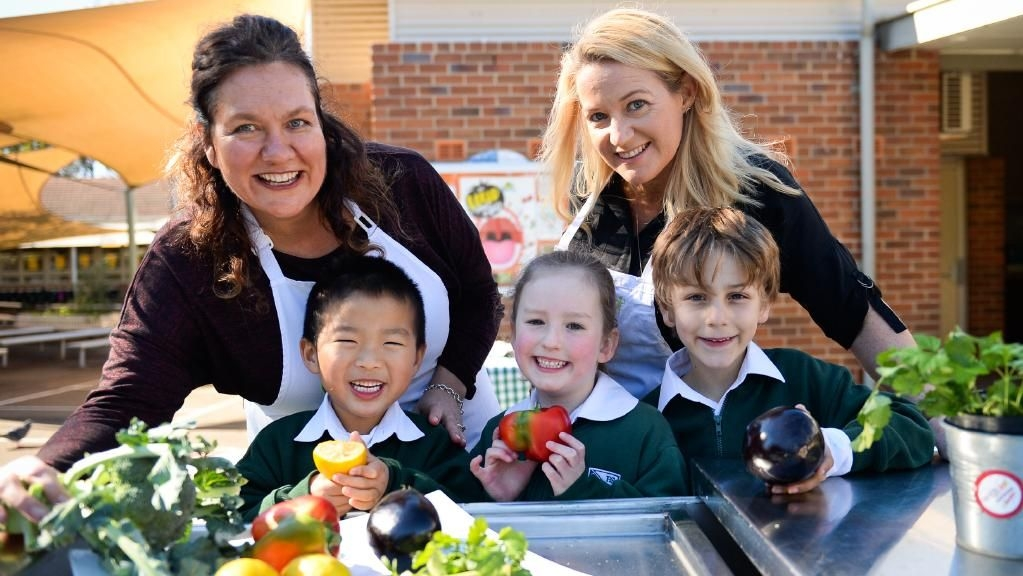 Schools | Get Kids Cooking