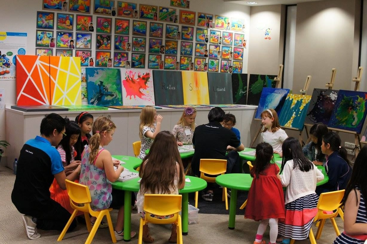 Education and Learning | GlobalArt - Art and Craft Classes