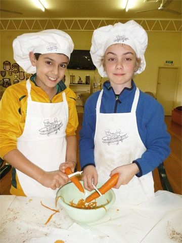 Classes and Lessons | Gourmet Kids