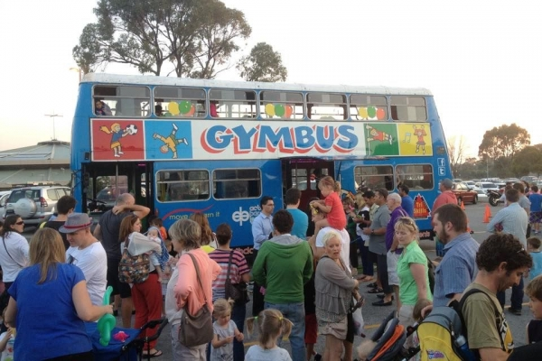 GymBus - Games and Activities
