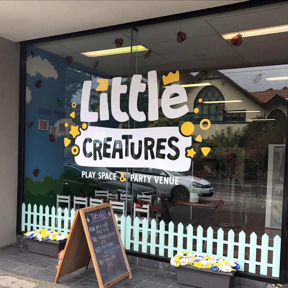 Little Creatures Play Space & Party Venue