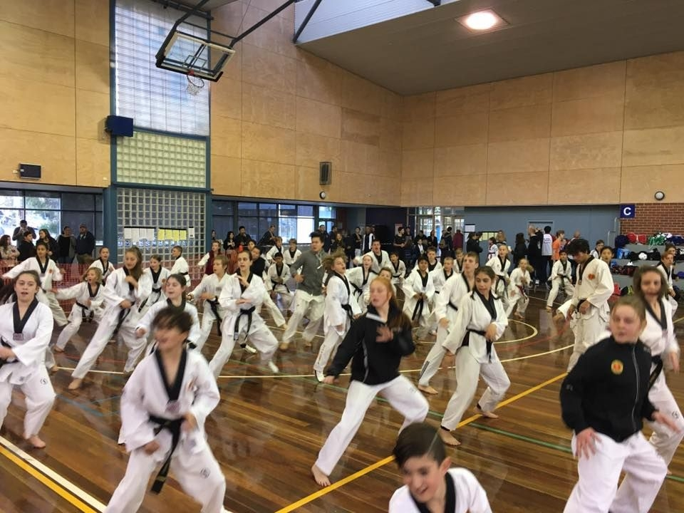 Classes and Lessons | Melbourne Taekwondo Centre