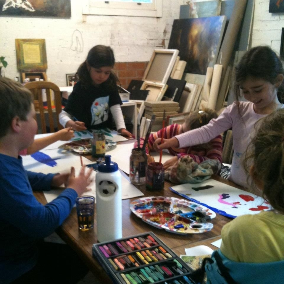 The Art Studio - Birthday and Parties