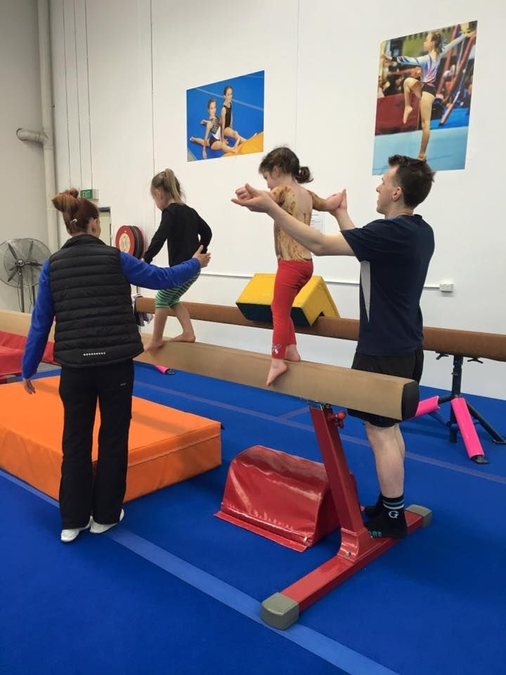 Classes and Lessons | Wildcats Gymnastics