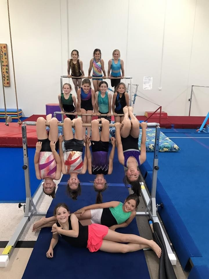 Health and Fitness | Wildcats Gymnastics